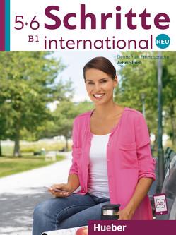 Schritte international Neu 5+6 von Gottstein-Schramm,  Barbara, Hagner,  Valeska, Kalender,  Susanne, Krämer-Kienle,  Isabel, Niebisch,  Daniela, Reimann,  Monika