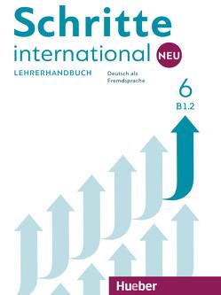 Schritte international Neu 6 von Kalender,  Susanne, Klimaszyk,  Petra