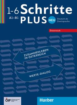 Schritte plus Neu 1–6 – Österreich von Fischer,  Roland