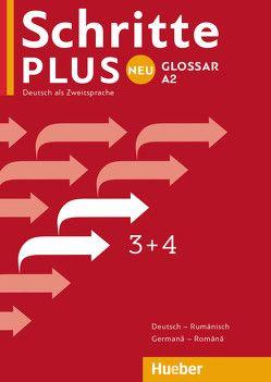 Schritte plus Neu 3+4 von Hueber Verlag GmbH & Co. KG
