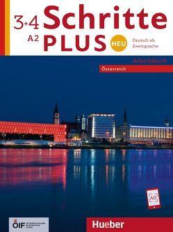 Schritte plus Neu 3+4 – Österreich von Békési,  Barbara, Niebisch,  Daniela, Pude,  Angela, Reimann,  Monika, Tomaszewski,  Andreas