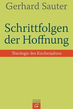 Schrittfolgen der Hoffnung von Sauter,  Gerhard