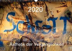Schrott – Ästhetik der Vergänglichkeit (Wandkalender 2020 DIN A3 quer) von traumbild