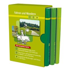 Schuber Fahren und Wandern von Verlag Nürnberger Presse