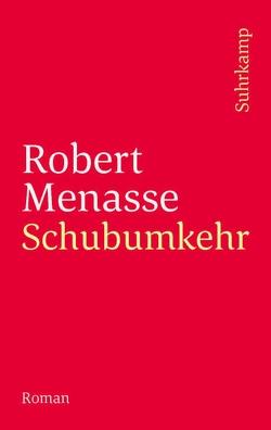 Schubumkehr von Menasse,  Robert
