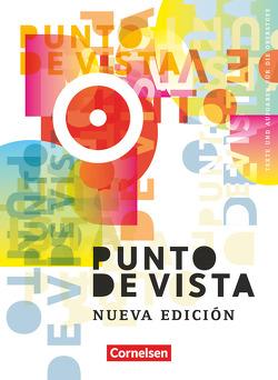 Punto de vista – Nueva edición – B1/B2 von Escárate López,  Luis M., Steveker,  Wolfgang, Vences,  Ursula, Wlasak-Feik,  Christine