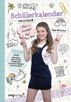 Schülerkalender 2017/2018 von Montana,  Faye