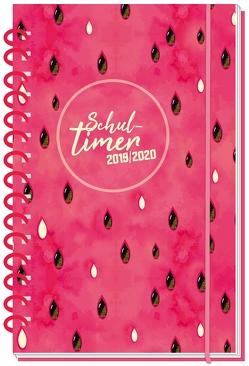 """Schülerkalender Flexi """"Melon"""" 2019/2020"""
