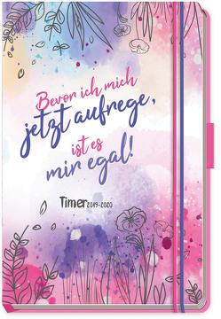 """Schülerkalender """"Mir Egal"""" 2019/2020"""