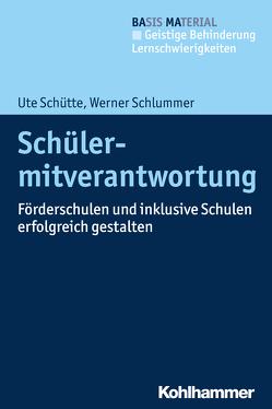 Schülermitverantwortung von Schlummer,  Werner, Schütte,  Ute, Terfloth,  Karin
