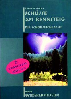 Schüsse am Rennsteig I von Ziebell,  Andreas