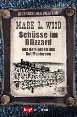 Schüsse im Blizzard von Wood,  Mark L.