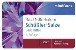 Schüßler-Salze Basismittel von Müller-Frahling,  Margit