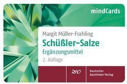 Schüßler-Salze Ergänzungsmittel von Müller-Frahling,  Margit
