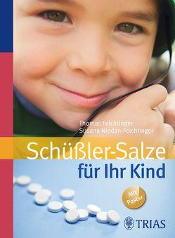 Schüßler-Salze für Ihr Kind von Feichtinger,  Thomas, Niedan-Feichtinger,  Susana