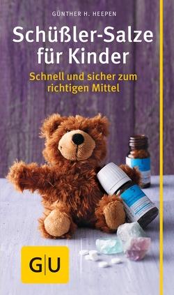 Schüßler-Salze für Kinder von Heepen,  Günther H.
