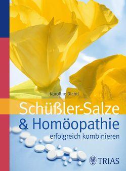 Schüssler-Salze und Homöopathie erfolgreich kombinieren von Dichtl,  Karoline