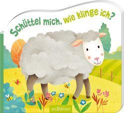 Schüttel mich, wie klinge ich? Das Schaf von Böhm,  Anne, Psacharopulo,  Alessandra