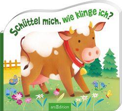 Schüttel mich, wie klinge ich? Die Kuh von Böhm,  Anne, Psacharopulo,  Alessandra