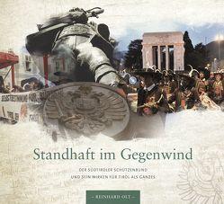 Standhaft im Gegenwind von Prof. Dr. Dr. h.c. Olt,  Reinhard Michael