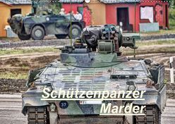 Schützenpanzer Marder (Wandkalender 2019 DIN A2 quer) von Hoschie-Media,  k.A.