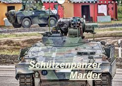 Schützenpanzer Marder (Wandkalender 2019 DIN A4 quer) von Hoschie-Media,  k.A.