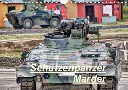 Schützenpanzer Marder (Wandkalender 2020 DIN A4 quer) von Hoschie-Media