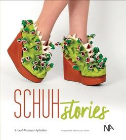 SCHUH Stories von Mergenthaler,  Markus, Müller,  Claudius, Rasche,  Adelheid