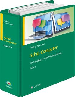 Schul-Computer von Eder,  Bernhard, Freiberger,  Ulrich, Halden,  Klaus, Hofer,  Hans