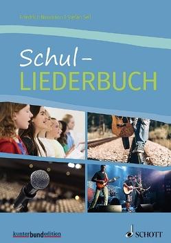 Schul-Liederbuch-Paket: Buch & CDs von Neumann,  Friedrich, Sell,  Stefan