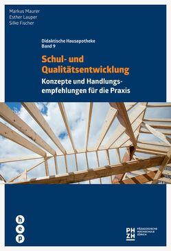 Schul- und Qualitätsentwicklung (E-Book) von Fischer,  Silke, Lauper,  Esther, Mäurer,  Markus