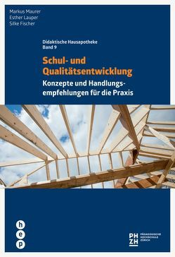 Schul- und Qualitätsentwicklung von Fischer,  Silke, Lauper,  Esther, Mäurer,  Markus