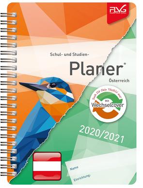 Schul- und Studienplaner 2020/2021 – Ausgabe Österreich von Lückert,  Wolfgang
