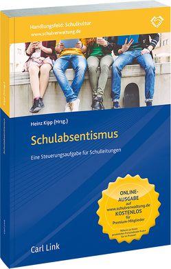 Schulabsentismus von Kipp,  Heinz
