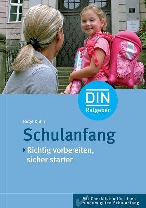 Schulanfang von Kuhn,  Birgit