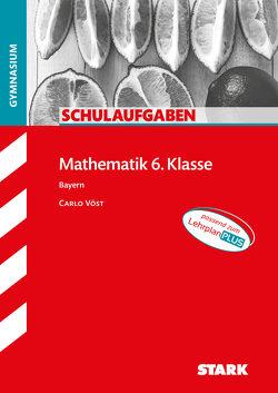 STARK Schulaufgaben Gymnasium – Mathematik 6. Klasse