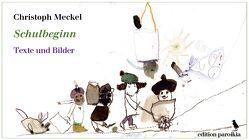 Schulbeginn von Meckel,  Christoph