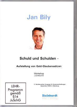 Schuld und Schulden – Aufstellung von Geld-Glaubenssätzen von Bily,  Jan
