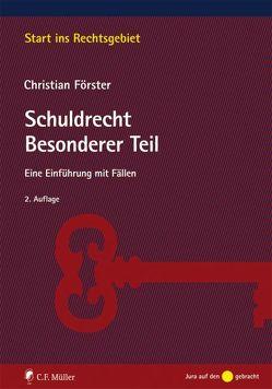 Schuldrecht Besonderer Teil von Foerster,  Christian