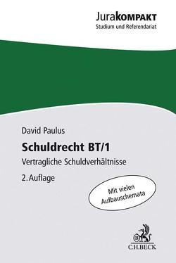 Schuldrecht BT/1 von Paulus,  David