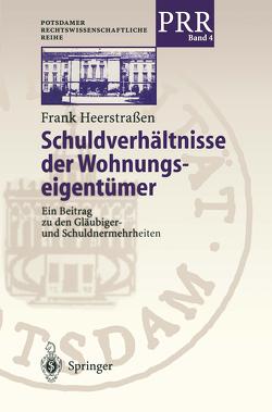 Schuldverhältnisse der Wohnungseigentümer von Heerstraßen,  Frank