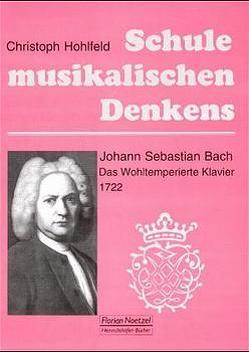 Schule musikalischen Denkens, Teil II von Hohlfeld,  Christoph