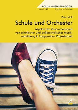 Schule und Orchester von Mall,  Peter