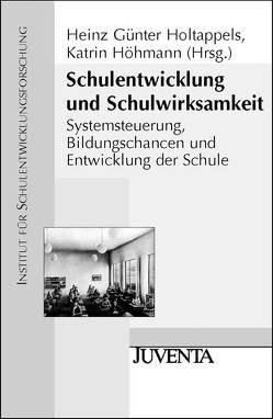 Schulentwicklung und Schulwirksamkeit von Höhmann,  Katrin, Holtappels,  Heinz-Günter
