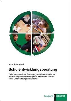 Schulentwicklungsberatung – Zwischen staatlicher Steuerung und einzelschulischer Entwicklung von Adenstedt,  Kay