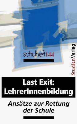 schulheft 4/11 – 144 von Christof,  Eveline, Ribolits,  Erich, Sattlberger,  Eva, Zuber,  Johannes