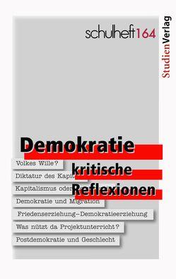 schulheft 4/16 – 164 von Bergmaier,  Florian, Renner,  Elke, Rittberger,  Michael, Sertl,  Michael