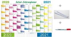 Schuljahresplaner 2020/2021 – Set