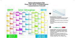 Schuljahresplaner – Set 2017/2018 von E&Z-Verlag