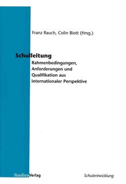 Schulleitung von Biott,  Colin, Rauch,  Franz